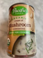 Pacific Foods Cream of Mushroom Condensed Soup