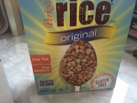 Perky's Crunchy Rice Cereal (Original)