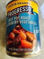 Progresso Beef Pot Roast with Country Vegetables