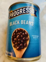 Progresso Black Beans (Not Labeled Gluten-Free)