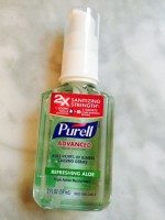 Purell Hand Sanitizer (Aloe) (Not Labeled GF)
