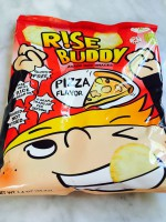 Rise Buddy Baked Rice Snacks (Pizza Flavor)
