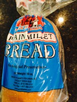 Sami's Bakery Plain Millet Bread (Not Labeled GF)