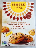 Simple Mills Chocolate Chip Cookie Mix