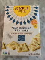 Simple Mills Crackers (Sea Salt)