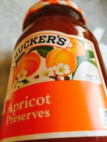 Smucker's Apricot Preserves (Not Labeled GF)