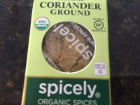 Spicely Coriander Ground