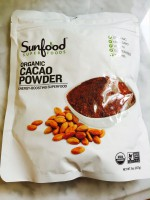 Sunfood Organic Cacao Powder