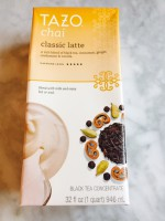 Tazo Chai Latte Concentrate (Not Labeled GF)