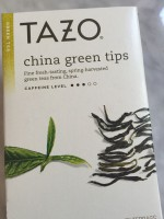 Tazo China Green Tips Tea (NOT LABELED GF)