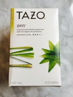 Tazo Zen Green Tea (Not Labeled Gluten-Free)