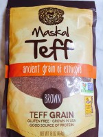 Teff Company Brown Teff Grain
