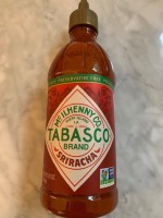McIlhenny Co Tabasco Sriracha (Not Labeled GF)