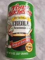 Tony Chachere's Creole Seasoning (Not Labeled GF)