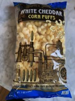 Trader Joe's White Cheddar Corn Puffs