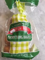 Trader Joe's Gluten Free Everything Bagels