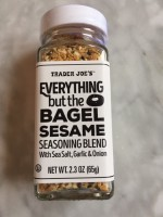 TJ's Everything but Bagel Seasoning/Not Labeled GF