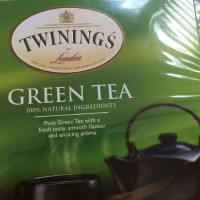 Twinings Green Tea (NOT LABELED GF)