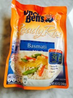 Uncle Ben's Ready Rice (Not Labeled GF)