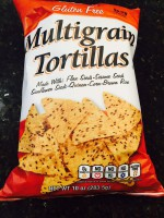 Utz GF Multigrain Tortillas (chips)