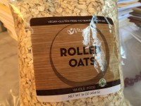 Vitacost Rolled Oats